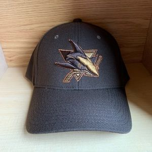 SAMPLE San Jose California Sharks NHL Zephyr Hat